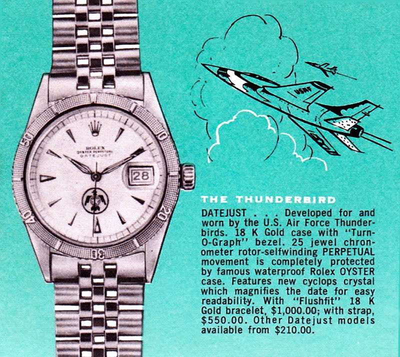 http://1.bp.blogspot.com/_04kZGR_ltmE/TDPSASHCMLI/AAAAAAAAH6Y/4zSnSjEXwvw/s800/1960-Rolex-Thunderbird.jpg