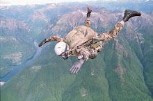 éclaireur parachutiste Suisse