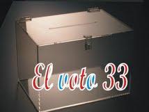 EL VOTO 33