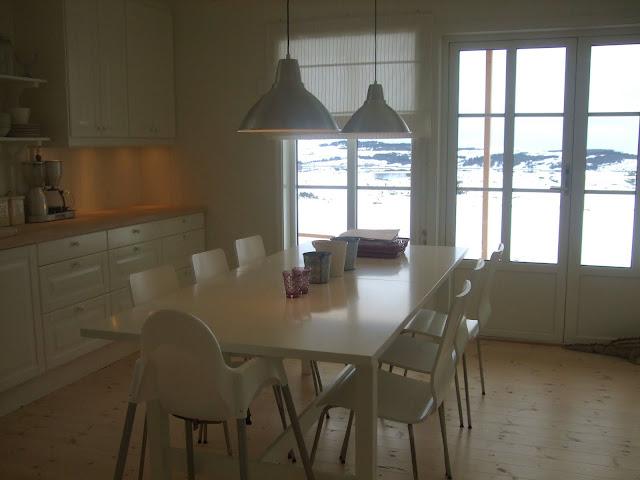 Vintage style: mitt kjøkken