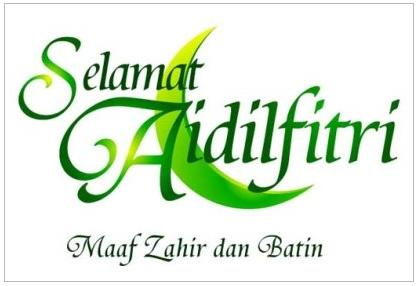 Selamat Hari Raya Aidilfitri 2010