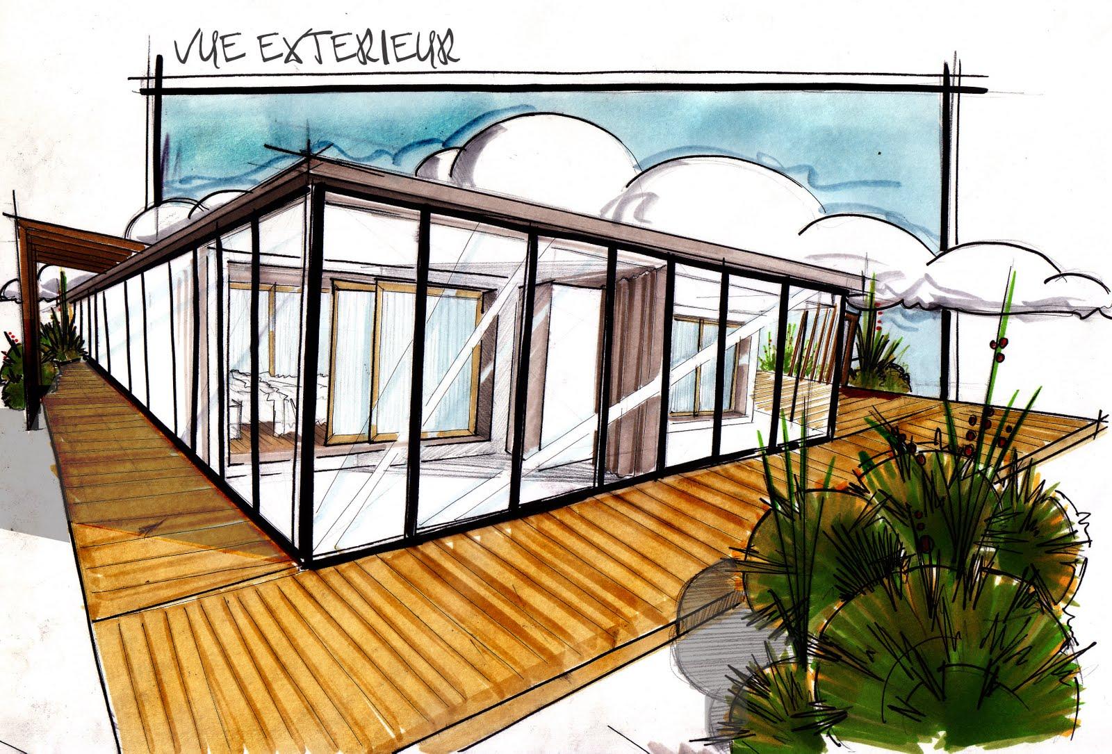 Design et architecture interieure architecture for Architecture et design