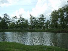 ...el río...