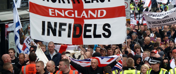 EDL Rel in GB, 2010