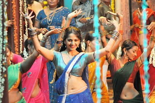 Anushka in Movie Vedam Hot Stills 08