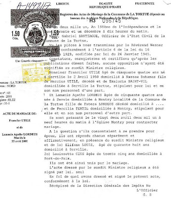 Haitian birth certificate translation sample choice image for Haitian birth certificate template