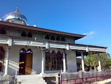 Gambar Masjid Al-Khair yang Hendak di Renovasi