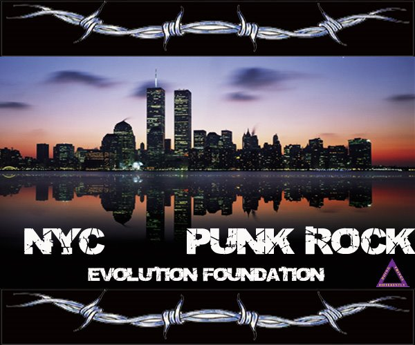 NYC Punk Rock Evolution Foundation