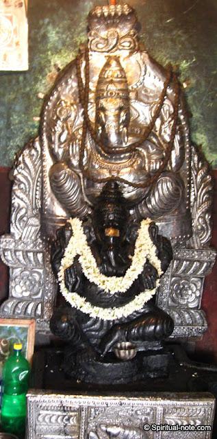Ganesh on Nandihills