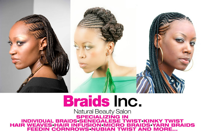 All Type of Braids