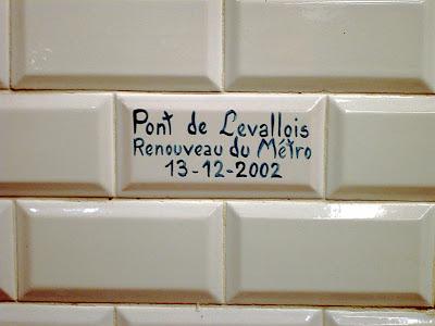 Le m tro dans votre cuisine la parisienne du nord for Carrelage metro parisien