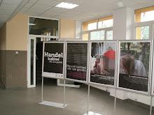 Wystawa w Szkole Policji w Katowicach