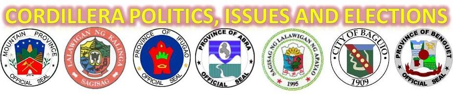 Cordillera Politics Explained