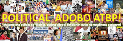 Political Adobo, From Anything To Everything