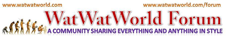 Watwatworld Forum