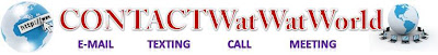 CONTACT WATWATWORLD