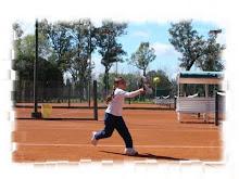 Tenista Huilense en Argentina