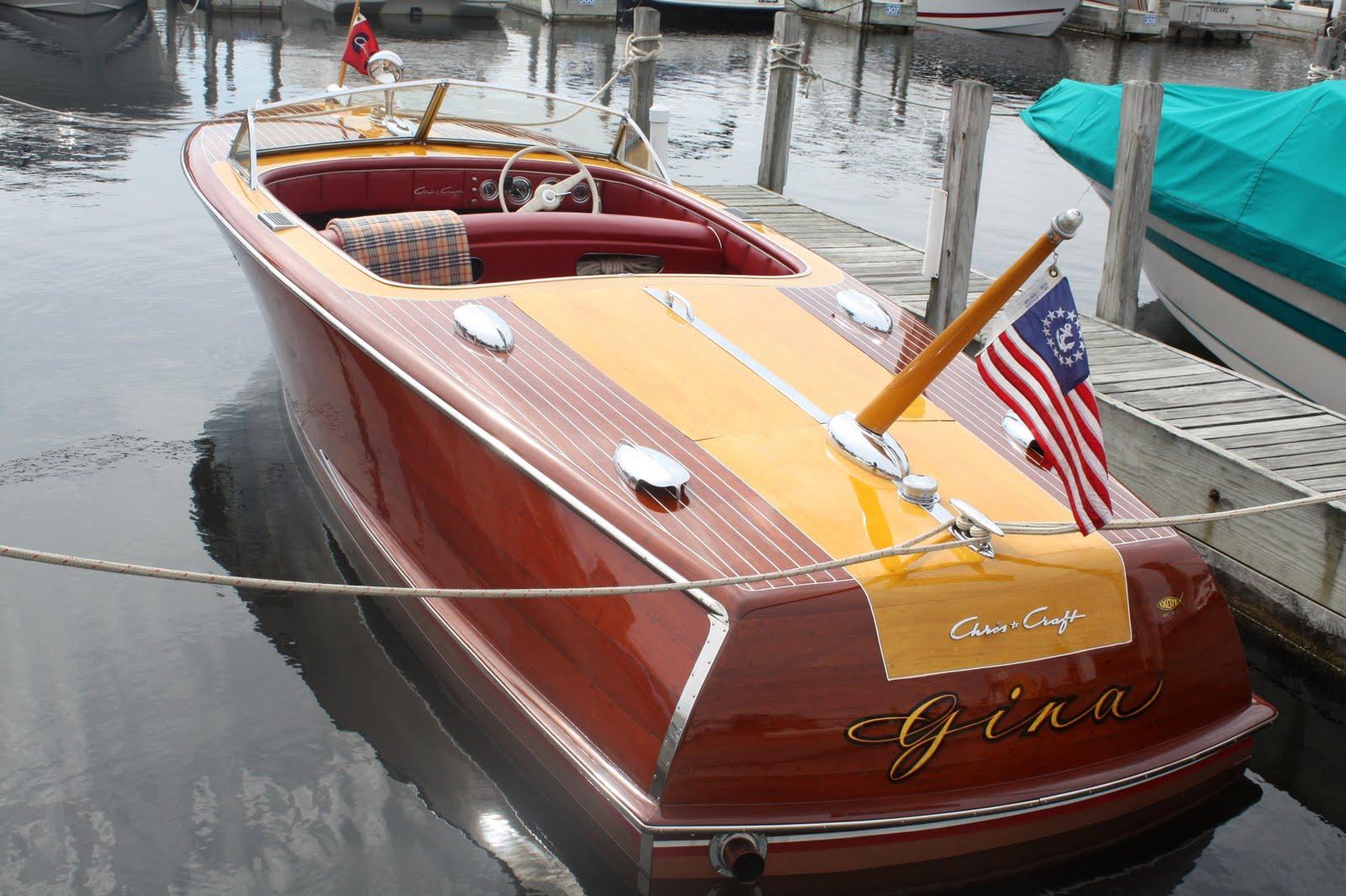 Криса лодка