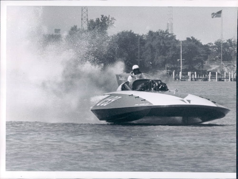 "Mariner Too"" � A Vintage Unlimited Hydroplane from the 1960's ..."