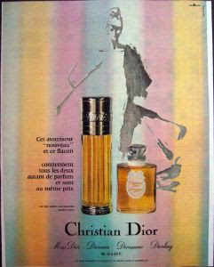 dating diorissimo bottles