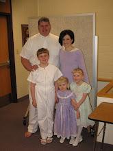 kirsten's baptism