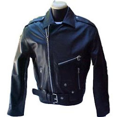 Jaqueta de Couro Direto da Fabrica clik na jaqueta