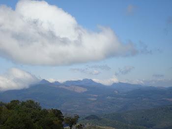 Vista de Gonçalves para Região de Monte Verde