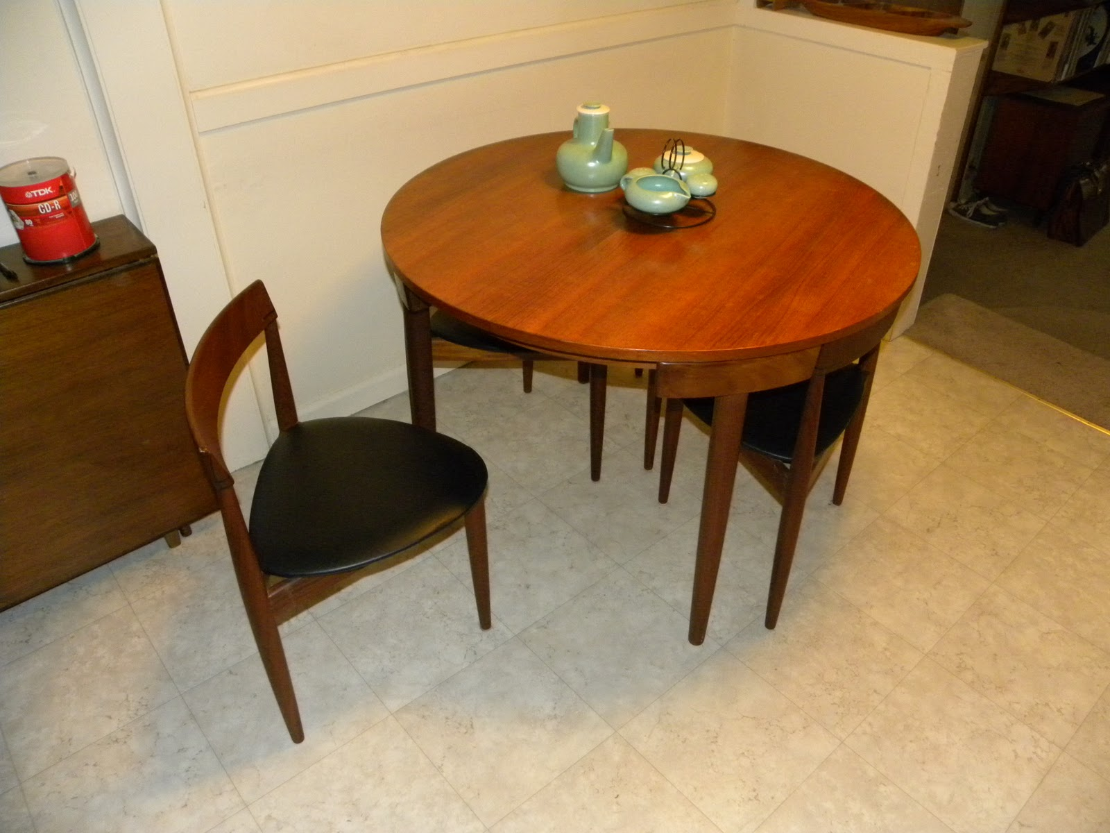 Dining Table Fold Away Dining Table And Chairs Set