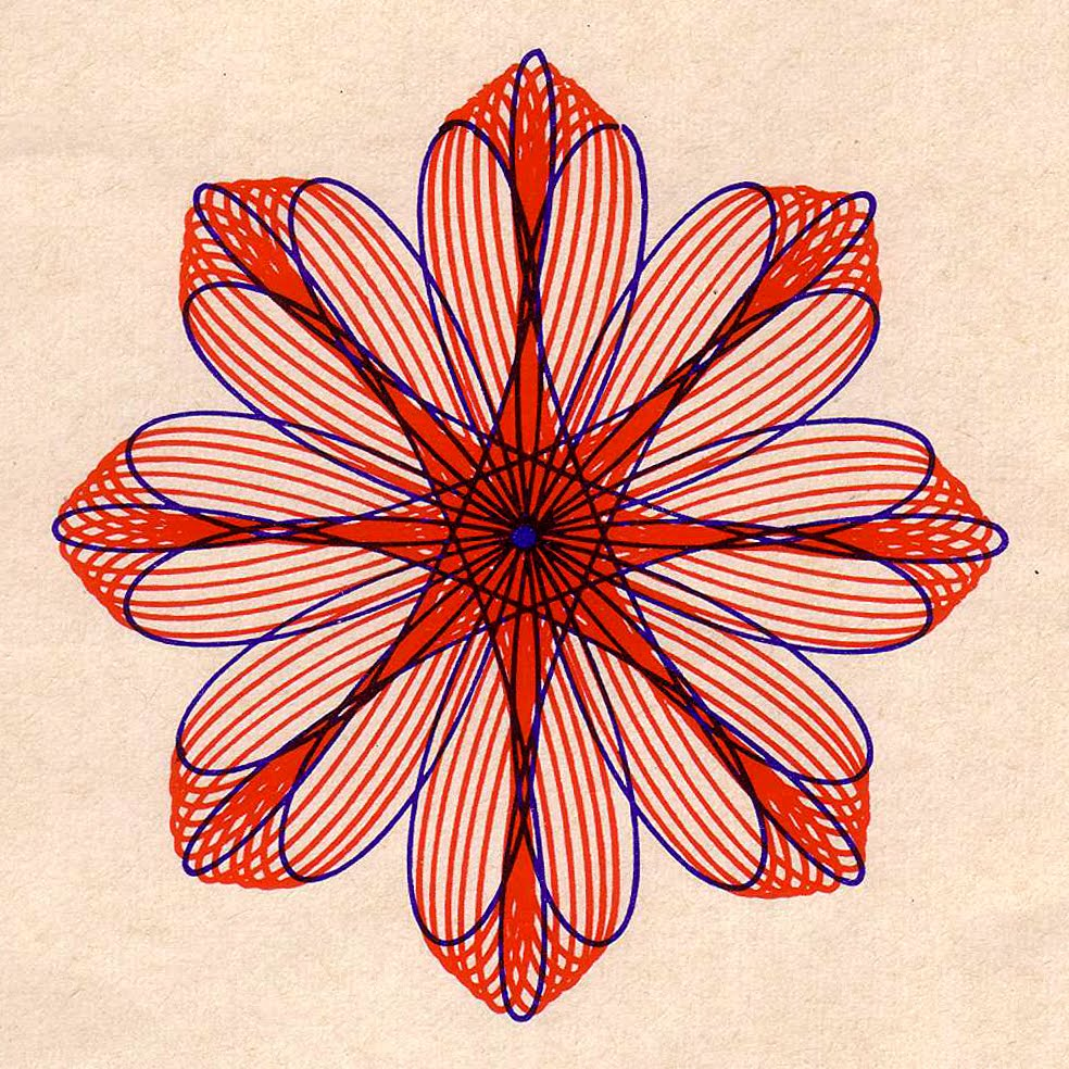 1000  images about Spirograph designs on Pinterest