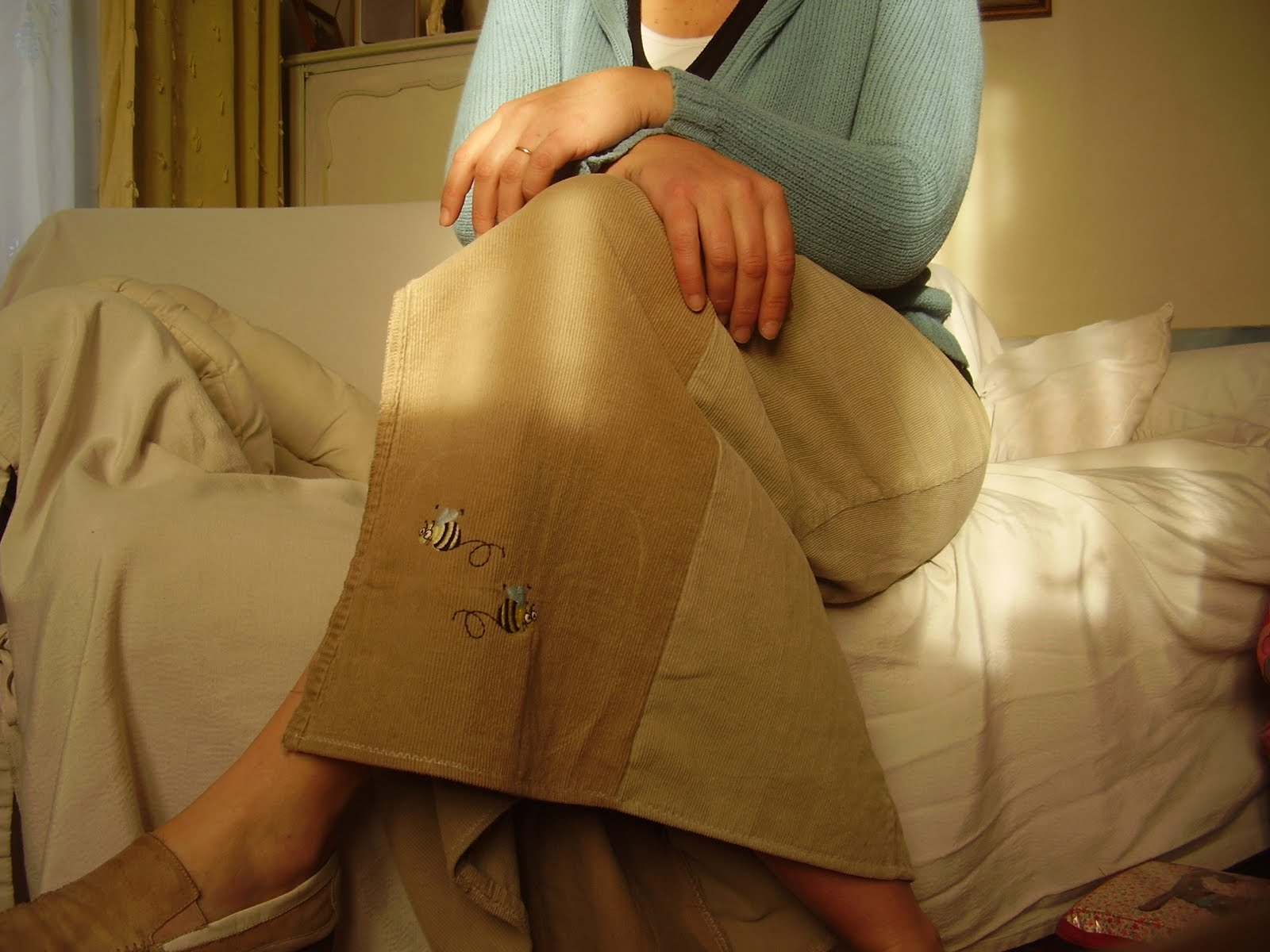 Ideas para reciclar pantalones viejos
