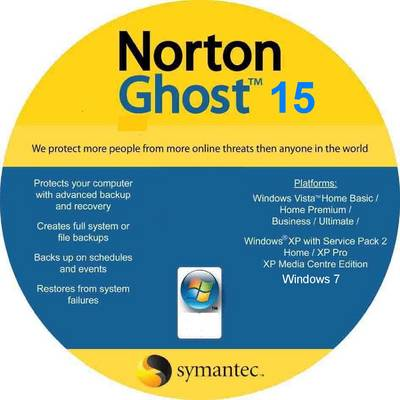 Download Norton Ghost 15