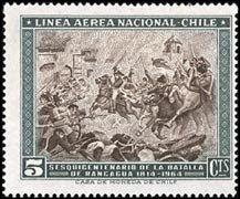 Sesquicentenario de la Batalla de Rancagua