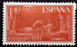 Fernando Poo - Día del Sello (1961)