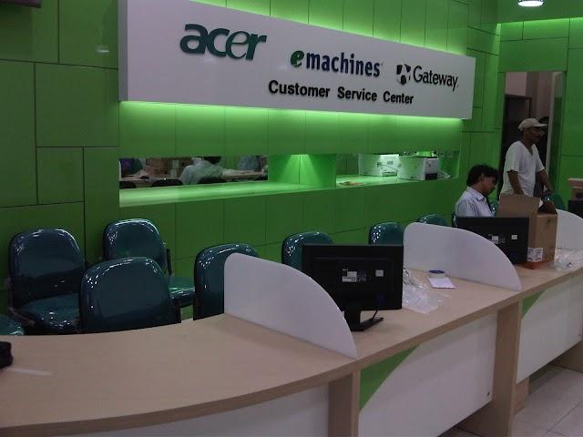Selamat kepada ACER Service Center Bandung