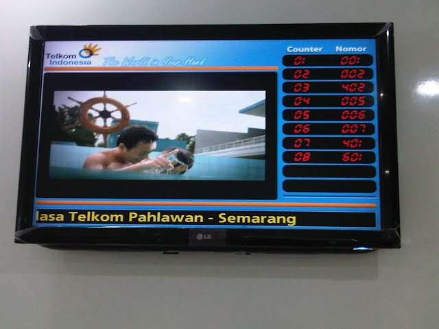 Selamat kepada Plasa Telkom Pahlawan, Semarang