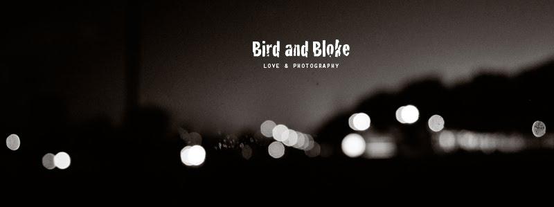 Bird and Bloke