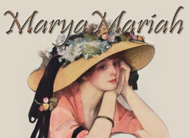 MARYA MARIAH