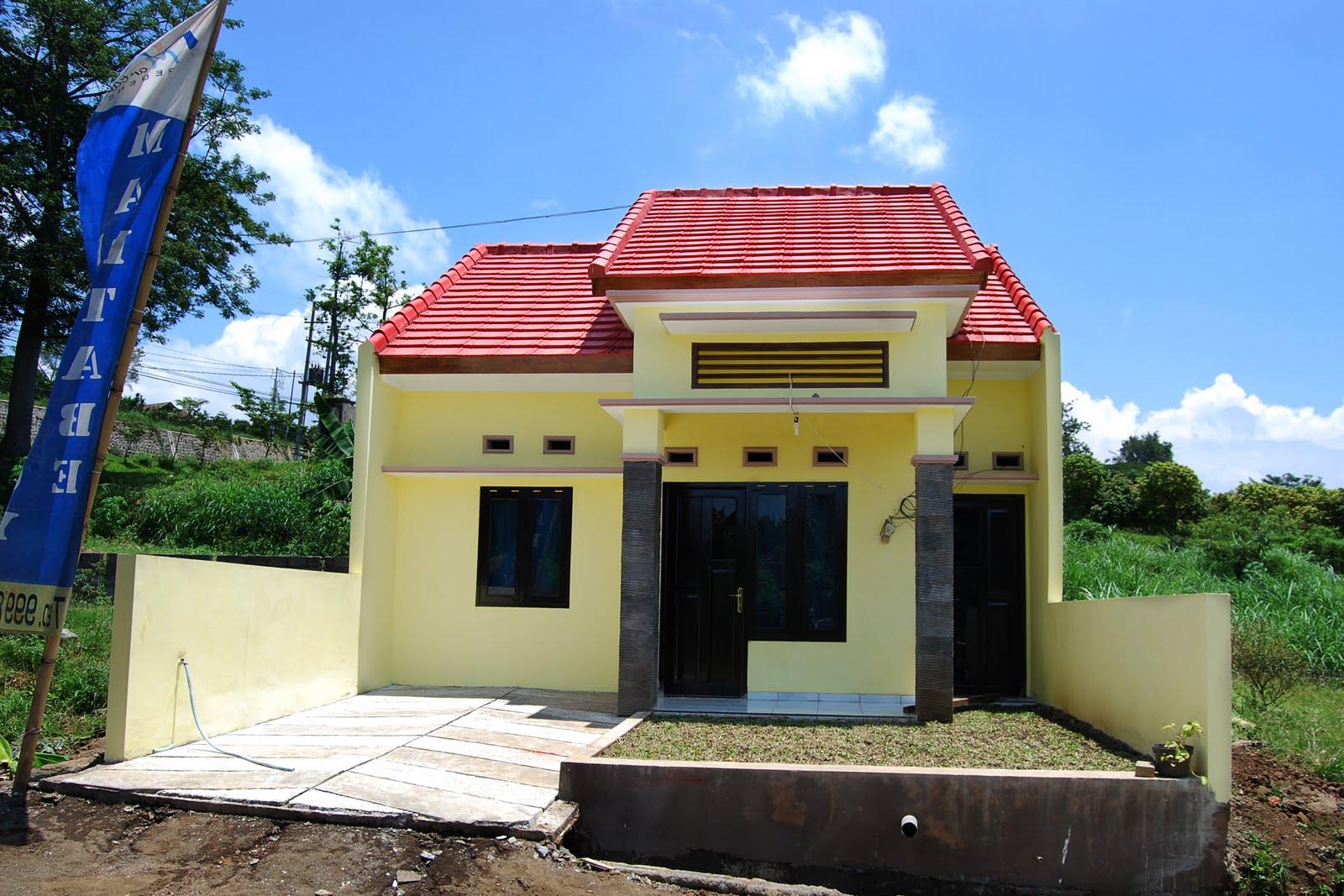 investasi perumahan martabe regency batu type 45 luas 98