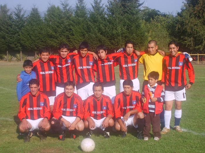Real Sociedad Campeon Comunal 2007