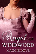 Angel Of Windword by Maggie Dove