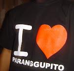 """KAOS """" I LOVE PARANGGUPITO """""""