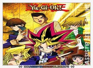 Assistir Yu Gi Oh! Online (Dublado)