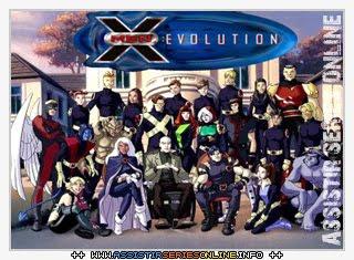 Assistir X Men Evolution Online (Dublado)