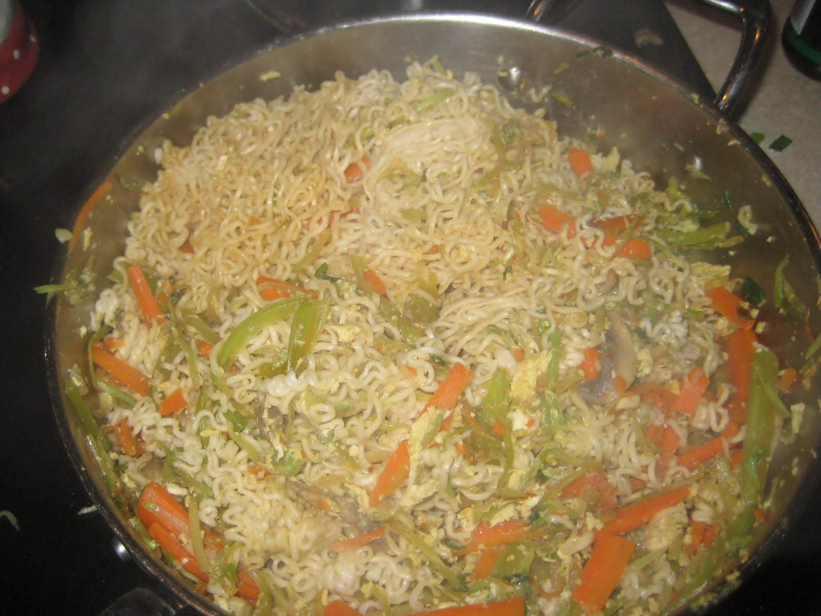 The Dairy Free Omnivore: Vegetable Fried Noodles - from ...
