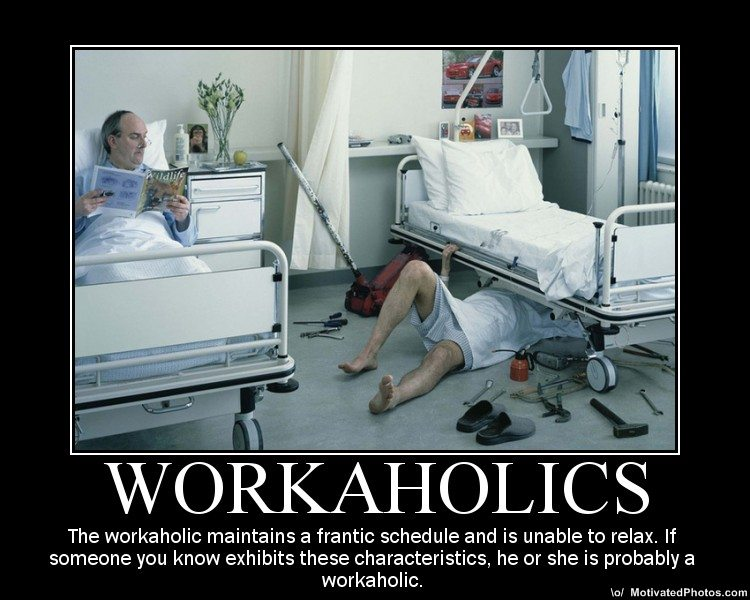 workaholics working time and work Workaholics is an american situational comedy series  the third season aired at the same time as in the us on  a munka hősei (the heroes of work) in.
