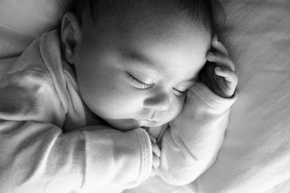 learning from babies how to sleep well
