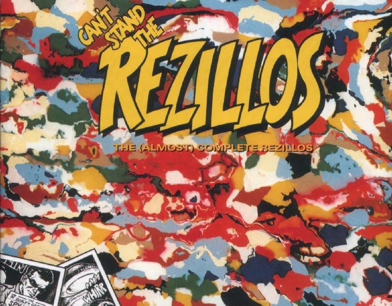 The Rezillos Mission Accomplished But The Beat Goes On