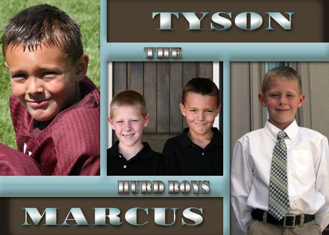 The Hurd Boys