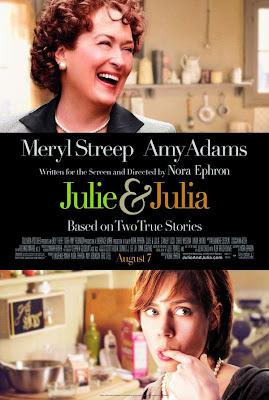 filme Julie & Julia pôster cartaz
