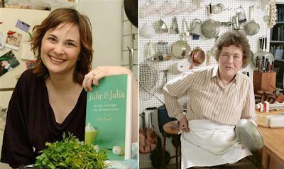 julie powell julia child verdadeiras